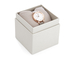 Olivia Burton Women's White Dial Mesh Watch - Rose Gold & Silver: Image 4