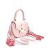 SALAR Women's Mimi Fringe Bag - Rosa: Image 3