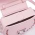 SALAR Women's Mimi Ring Bag - Rosa: Image 7