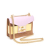 SALAR Women's Mila Bag - Marrone/Lilla: Image 3