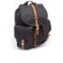 Herschel Supply Co. Men's Dawson Backpack - Black/Tan: Image 2