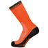 Santini Il Lombardia High Profile Socks - Orange: Image 2