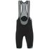 Santini Il Lombardia Bib Shorts - Black: Image 2
