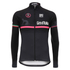 Santini Giro d'Italia 16 Maglia Nero Thermal Long Sleeve Jersey - Black: Image 2