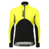 Santini Impero Winter Jacket - Yellow: Image 2
