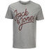 Jack & Jones Men's Originals Atom T-Shirt - Light Grey Marl: Image 1