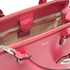 Lauren Ralph Lauren Women's Newbury Mini Double Zip Satchel - Rouge: Image 5