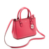 Lauren Ralph Lauren Women's Newbury Mini Double Zip Satchel - Rouge: Image 3