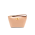 Lauren Ralph Lauren Women's Newbury Cosmetic Wristlet Bag - Camel: Image 1