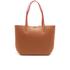 Lauren Ralph Lauren Women's Milford Olivia Tote Bag - Bourbon/Red: Image 6