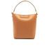 Lauren Ralph Lauren Women's Dryden Debby Drawstring Bag - Field Brown/Monarch Orange: Image 6