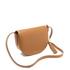 Lauren Ralph Lauren Women's Dryden Caley Mini Saddle Bag - Field Brown/Monarch Orange: Image 3