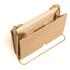 Lauren Ralph Lauren Women's Darlington Delaney Clutch Bag - Gold Leaf: Image 5