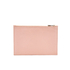 Aspinal of London Women's Essential Flat Embossed Flower Large Pouch - Peach: Image 7