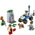 LEGO City: Ensemble de démarrage de la police (60136): Image 2