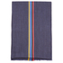 Paul Smith Men's Central Stripe Wool Scarf - Black: Image 2