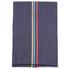 Paul Smith Men's Central Stripe Wool Scarf - Black: Image 2