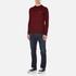 Luke 1977 Men's Gerard 3 Fine Knit Jumper - Lux Red: Image 4