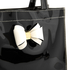 Ted Baker Women's Aracon Colour Block Bow Small Icon Bag - Black: Image 4