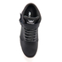 Supra Men's Ellington Strap Mid Top Trainers - Black: Image 3