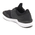 Supra Men's Flow Run Trainers - Black/White: Image 4