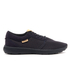 Supra Men's Hammer Run Woven Mesh Trainers - Black/Black: Image 1