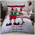 Catherine Lansfield Selfie Elfie Bedding Set - Multi