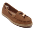 UGG Women's Suzette Nubuck Moccasin Shoes - Chestnut: Image 2