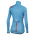 Sportful Women's Fiandre Light Jacket - Turquoise: Image 2