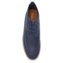 Kickers Men's Kymbo Moccasin Suede Boots - Dark Blue: Image 3