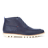 Kickers Men's Kymbo Moccasin Suede Boots - Dark Blue: Image 1