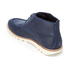 Kickers Men's Kymbo Moccasin Suede Boots - Dark Blue: Image 4