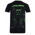 T-Shirt Homme Star Wars Rogue One Death Trooper Schematic - Noir