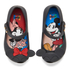 Mini Melissa Toddlers' Minnie Mouse Ultragirl Ballet Flats - Black: Image 2