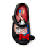 Mini Melissa Toddlers' Minnie Mouse Ultragirl Ballet Flats - Black: Image 4