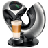 De'Longhi EDG736 Eclipse Nescafe Dolce Gusto Pod Coffee Machine - Silver/Black: Image 3