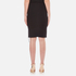 Alexander Wang Women's Pencil Side Slit Lacing Skirt - Matrix: Image 3