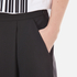 Alexander Wang Women's Tailored Inverted Pleat Shorts - Matrix: Image 5