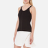 Alexander Wang Women's Ribbed Centre Front Piercing Tank Top - Matrix: Image 2