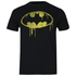 DC Comics Boys' Batman Dripping Logo T-Shirt - Black: Image 1