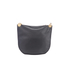 Diane von Furstenberg Women's Moon Leather/Suede Cross Body Bag - Black: Image 8