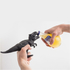 Dinosaur Bottle Opener - Black