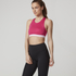 Crossback Sports Bra - Pink - XS