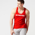 The Original Stringer Vest - Red - L