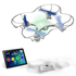 WowWee Lumi Gaming Drone - White/Grey