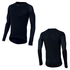 Pearl Izumi Transfer Wool Long Sleeve Baselayer - Black: Image 1