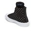 Converse Women's Chuck Taylor All Star II Hi-Top Trainers - Black/Dolphin/White: Image 4