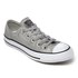Converse Chuck Taylor All Star Ox Trainers - Dolphin/Black/White: Image 2