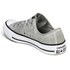 Converse Chuck Taylor All Star Ox Trainers - Dolphin/Black/White: Image 4
