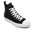 Converse Men's Chuck Taylor All Star II Hi-Top Trainers - Black/Thunder/White: Image 2